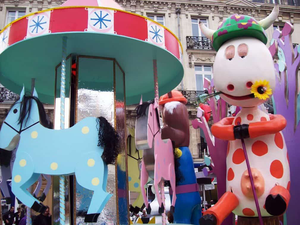 Caranaval - Avril 2010