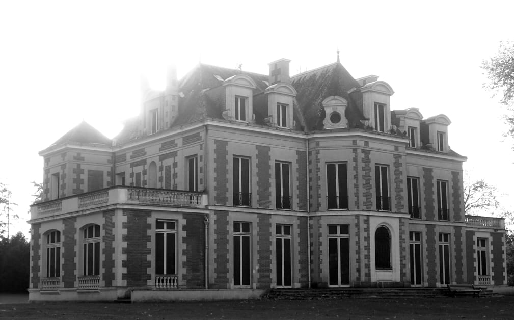 La Gaudinière - Novembre 2009