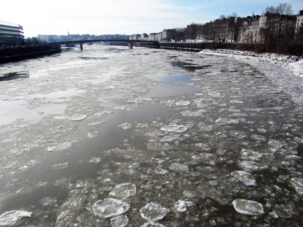 Loire - Février 2012