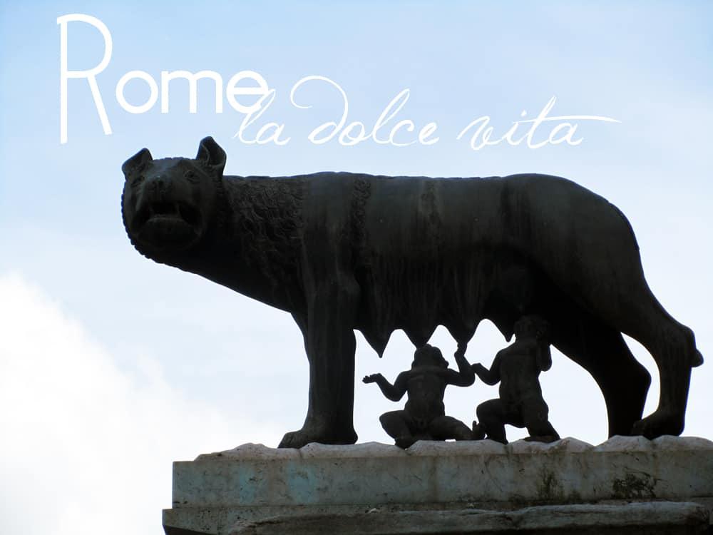 Rome_dolcevita