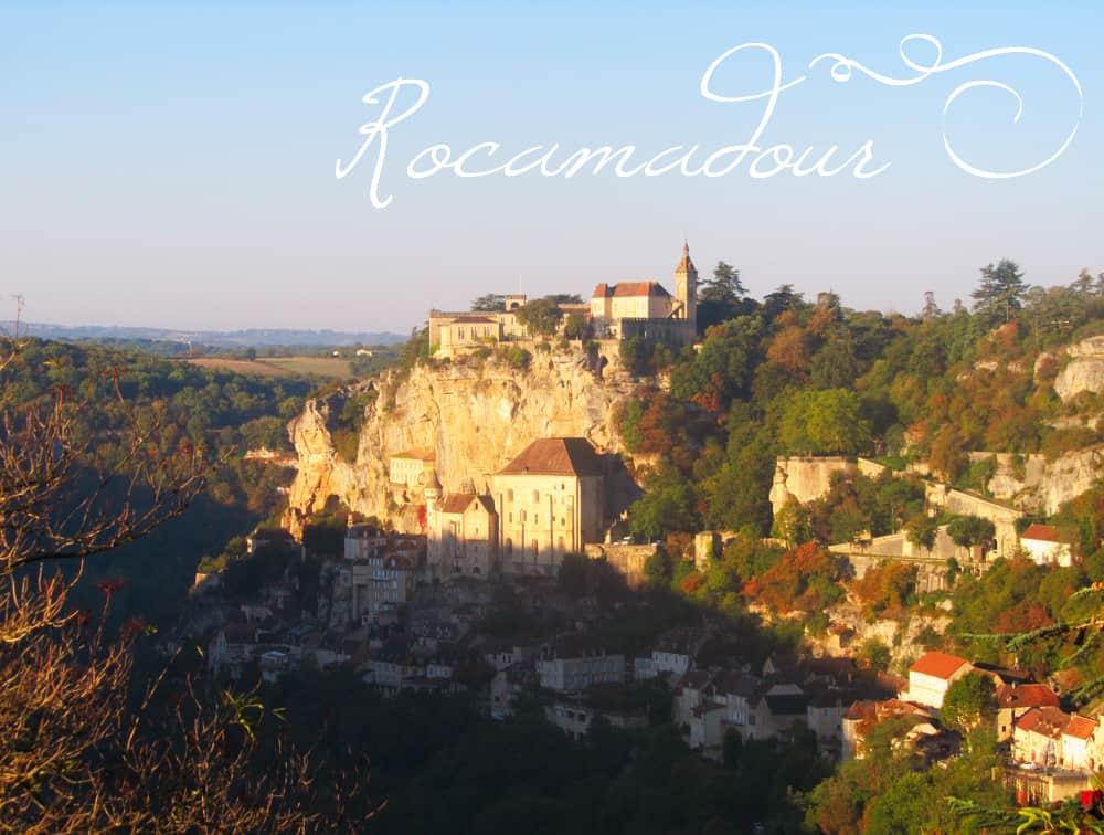 Rocamadour ©Etpourtantelletourne.fr