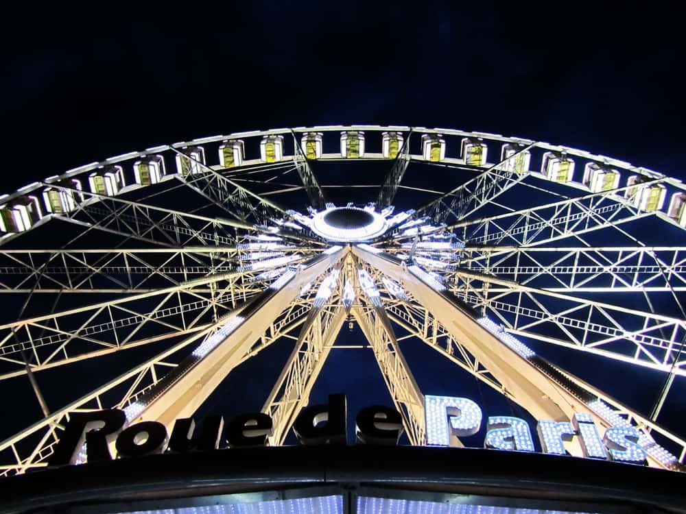 La fête foraine des Tuileries ©Etpourtantelletourne.fr