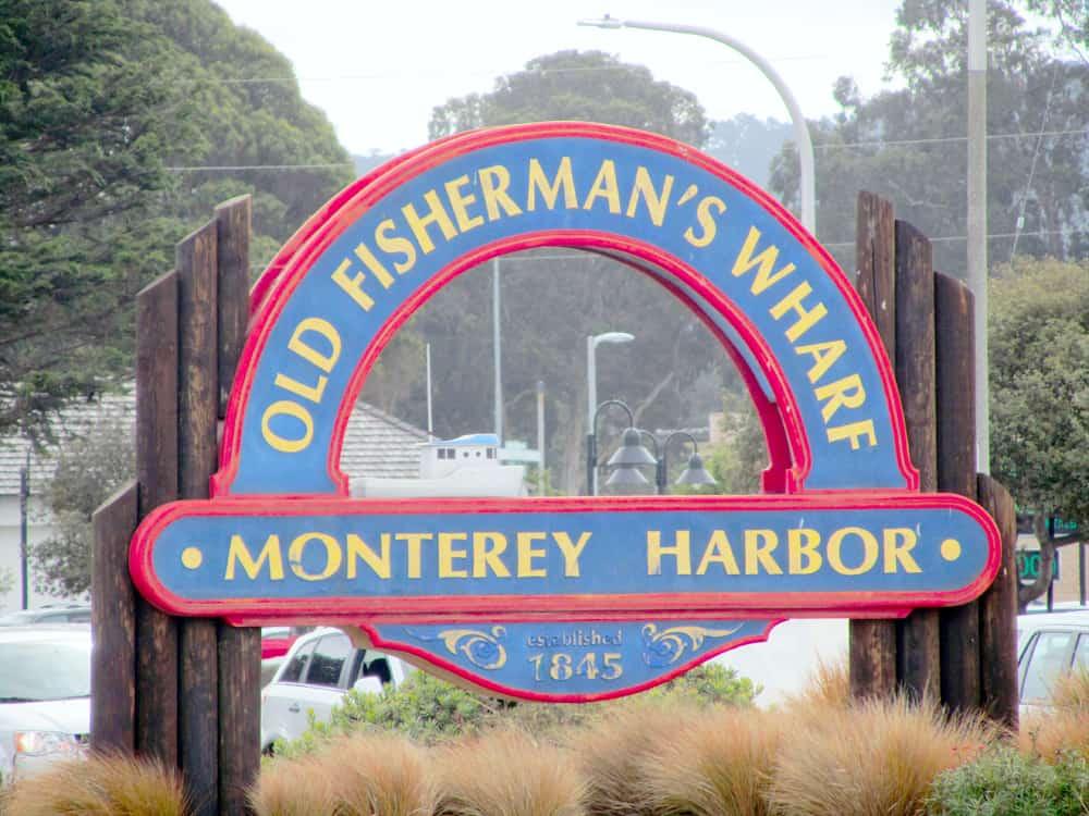 Sur la Route 1 - Monterey - 2013 ©Etpourtantelletourne.fr
