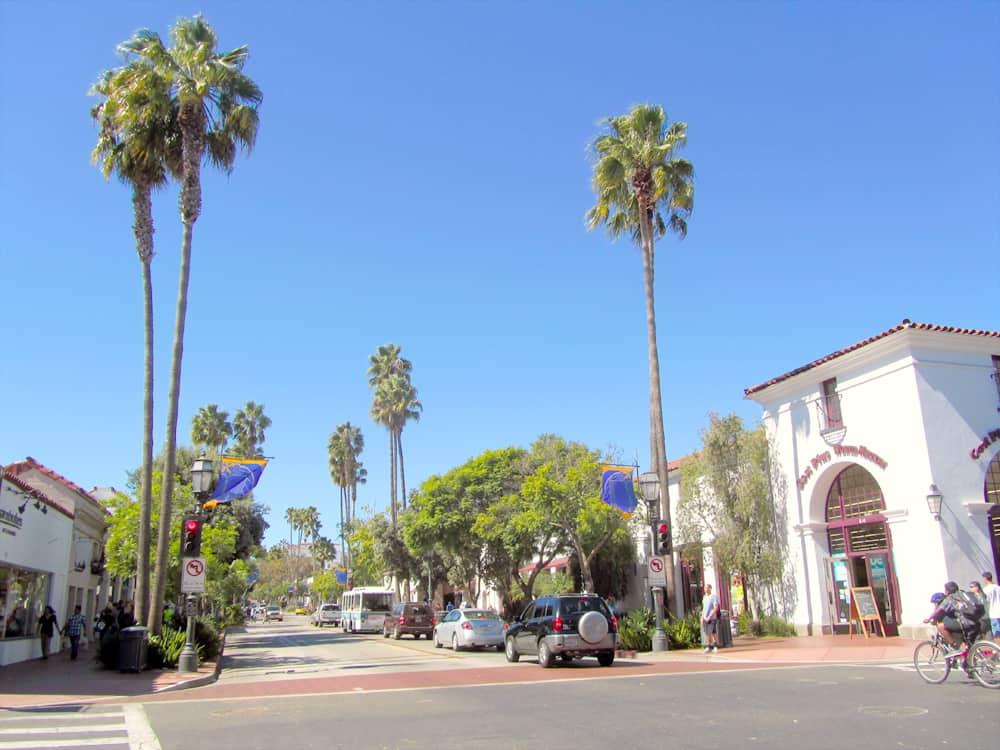 Sur la Route 1 - Santa Barbara - 2013 ©Etpourtantelletourne.fr