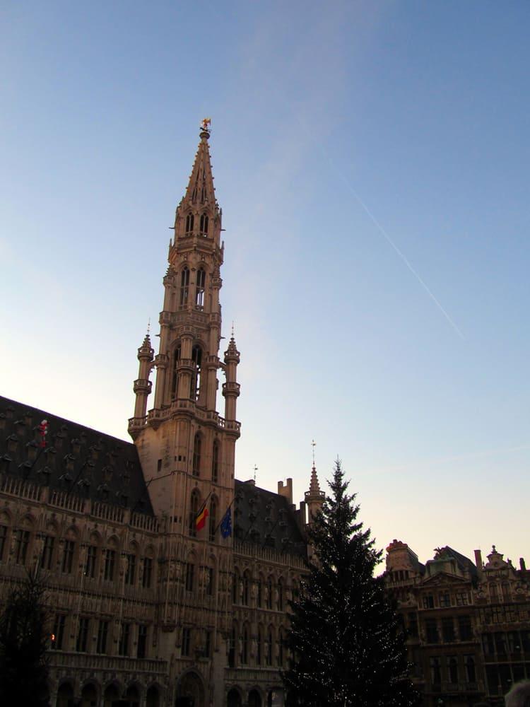 Bruxelles 2013 ©Etpourtantelletourne.fr