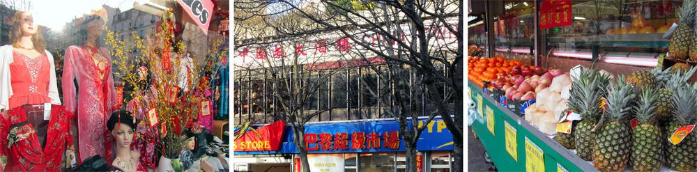Olympiades - Paris à l'heure chinoise ©Etpourtantelletourne.fr