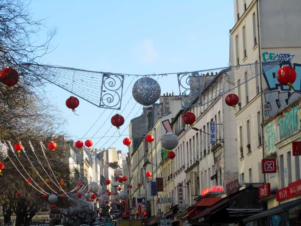 Belleville - Paris à l'heure chinoise ©Etpourtantelletourne.fr