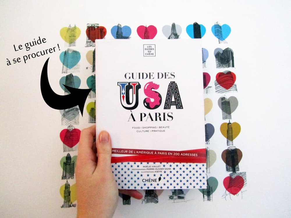 Guide des USA à Paris ©Etpourtantelletourne.fr
