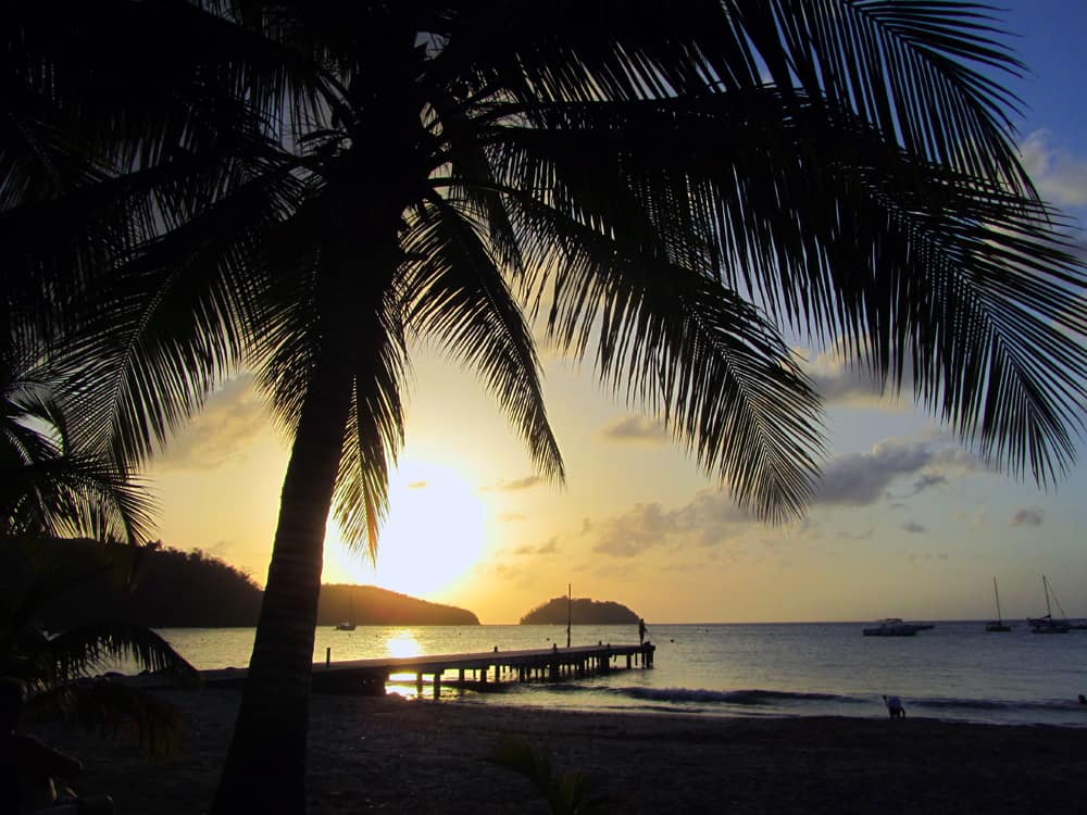 Sud Caraïbes 2014, Anse à l'âne ©Etpourtantelletourne.fr