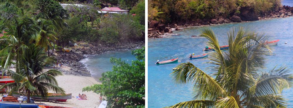 Sud Caraïbes 2014, Anse dufour ©Etpourtantelletourne.fr
