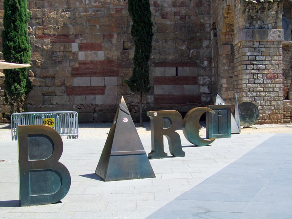 Barcelone 2014 ©Etpourtantelletourne.fr