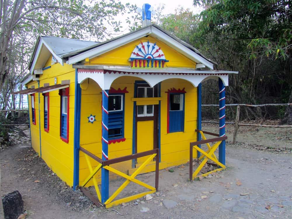 Sud Caraïbes 2014, la maison du Bagnard ©Etpourtantelletourne.fr