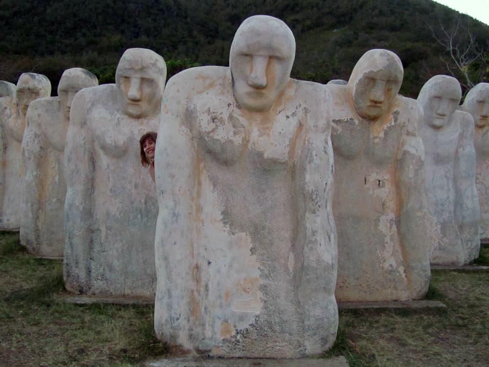Sud Caraïbes 2014, Mémorial Cap 110 ©Etpourtantelletourne.fr