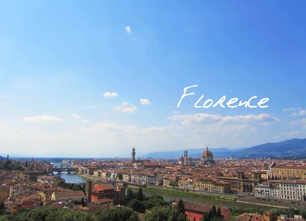 Florence 2014 ©Etpourtantelletourne.fr