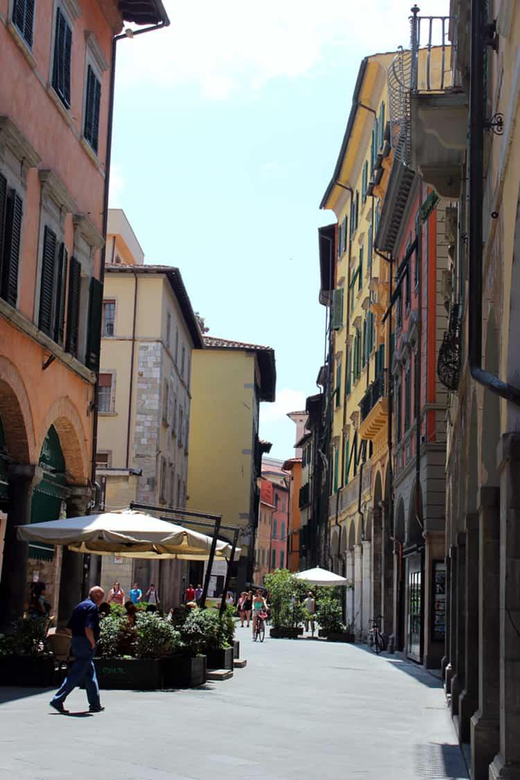 eb672599a0ce24 En route vers la Toscane   direction Pise et Florence   Et pourtant ...