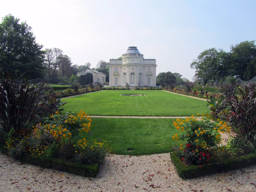Paris d couverte des jardins de bagatelle et pourtant for Jardin bagatelle