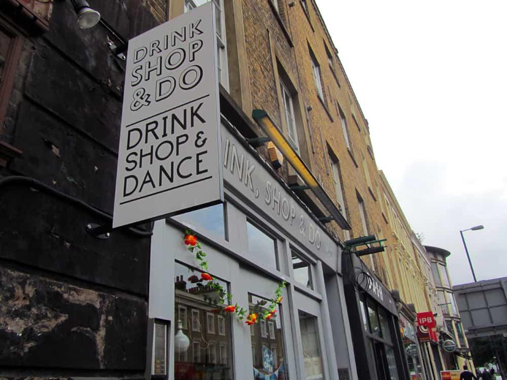 Londres - Drink, Shop & Do ©Etpourtantelletourne.fr