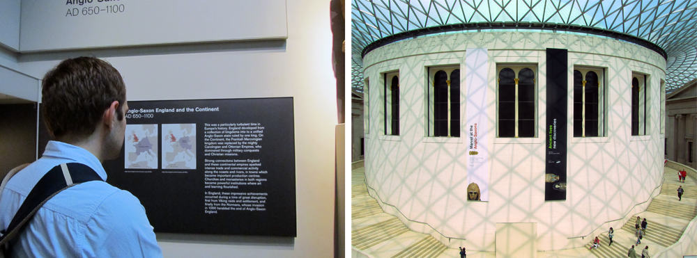 Londres - British museum ©Etpourtantelletourne.fr
