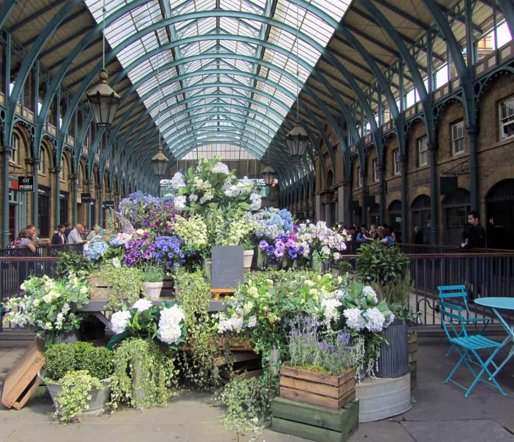 Londres - Covent Garden ©Etpourtantelletourne.fr