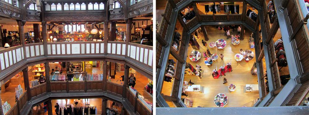 Londres - shopping Carnaby Street ©Etpourtantelletourne.fr