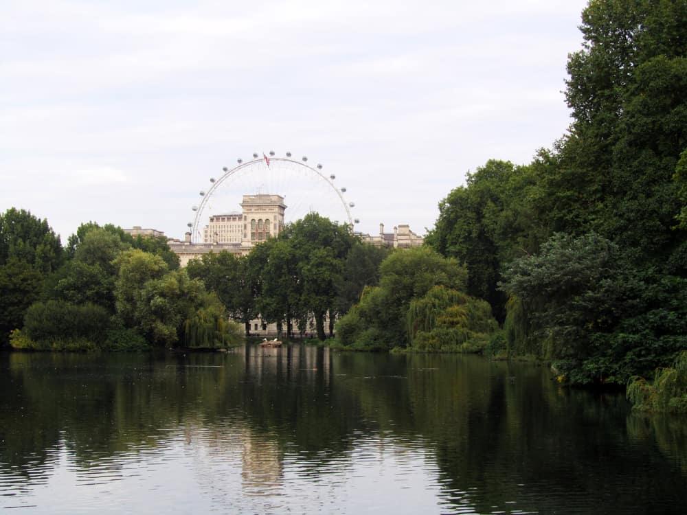 Londres - autour de Big Ben ©Etpourtantelletourne.fr