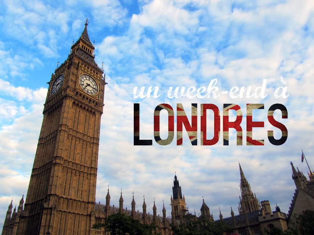 Conseils et bons plans pour un week-end de 3 jours à Londres ©Etpourtantelletourne.fr