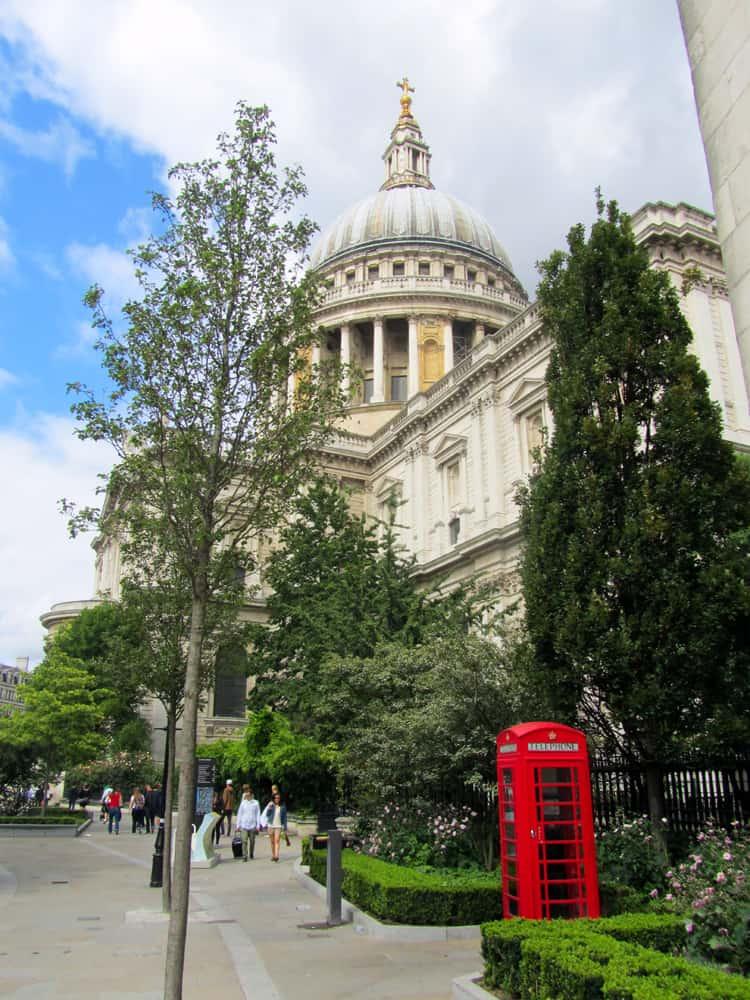 Londres - Cathédrale Saint-Paul ©Etpourtantelletourne.fr