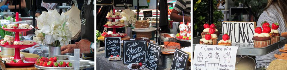 Londres - marché de Camden ©Etpourtantelletourne.fr