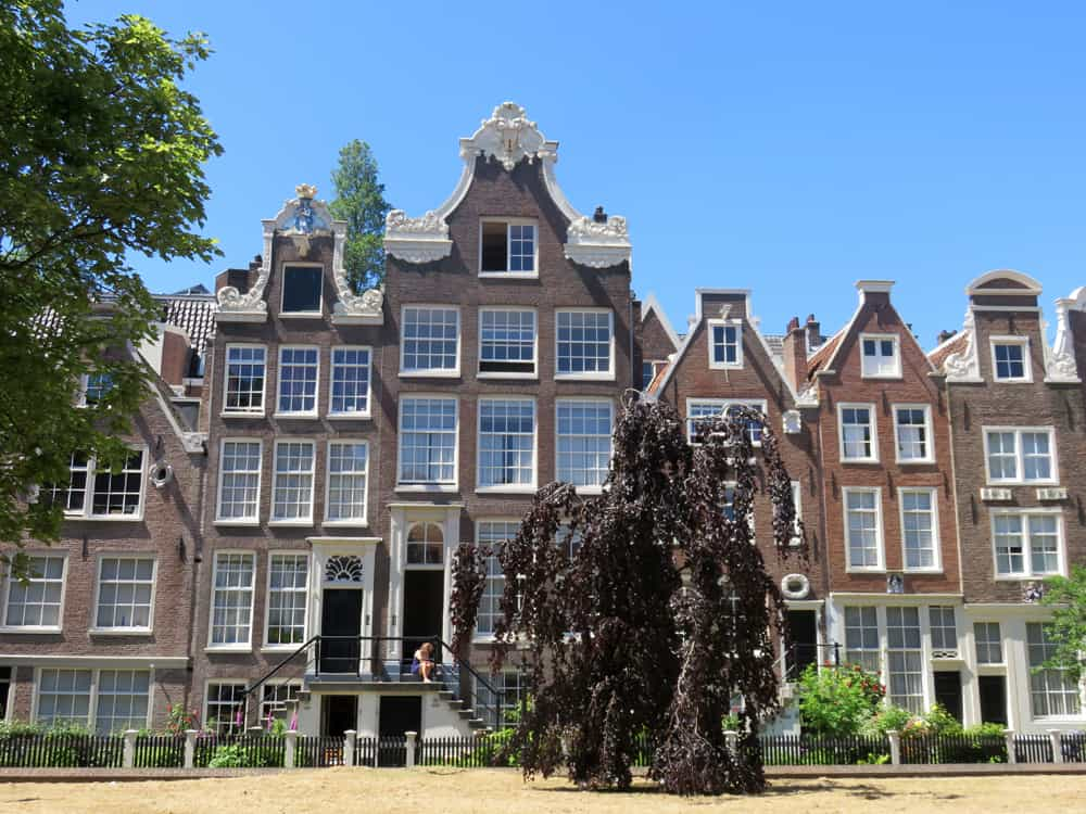 Amsterdam, Begijhnof 2015 ©Etpourtantelletourne.fr
