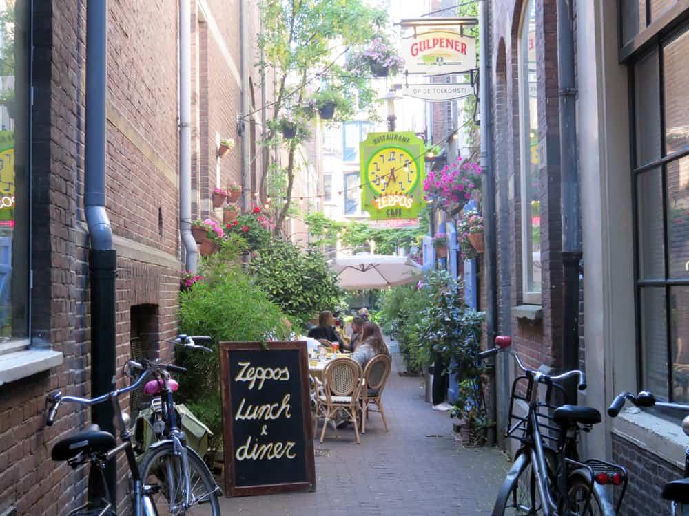 Amsterdam, Kapitein Zeppos 2015 ©Etpourtantelletourne.fr