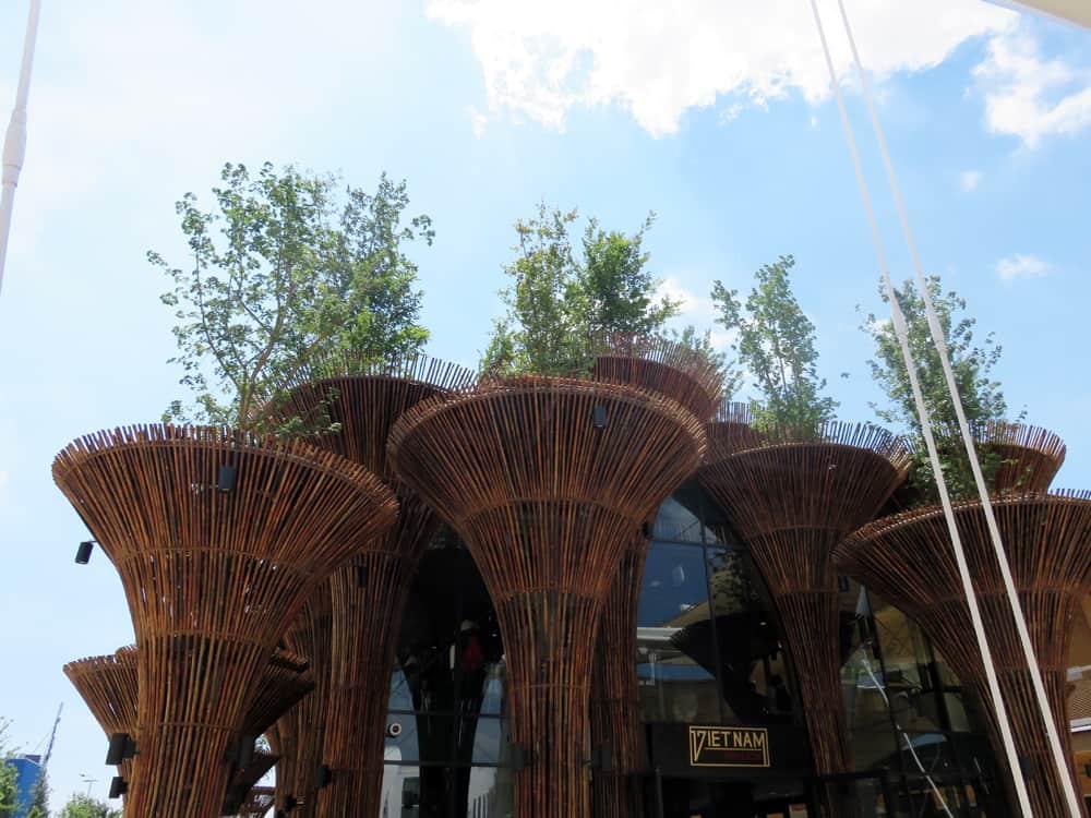 Expo Milano 2015, Pavillon Vietnam ©Etpourtantelletourne.fr
