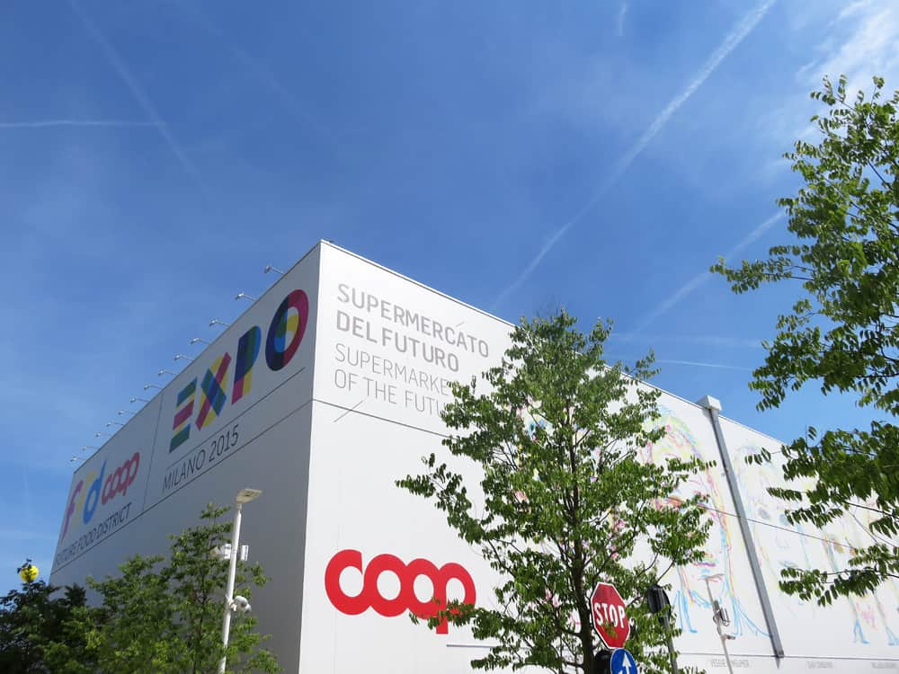 Expo Milano 2015, Supermercato del Futuro, Coop ©Etpourtantelletourne.fr