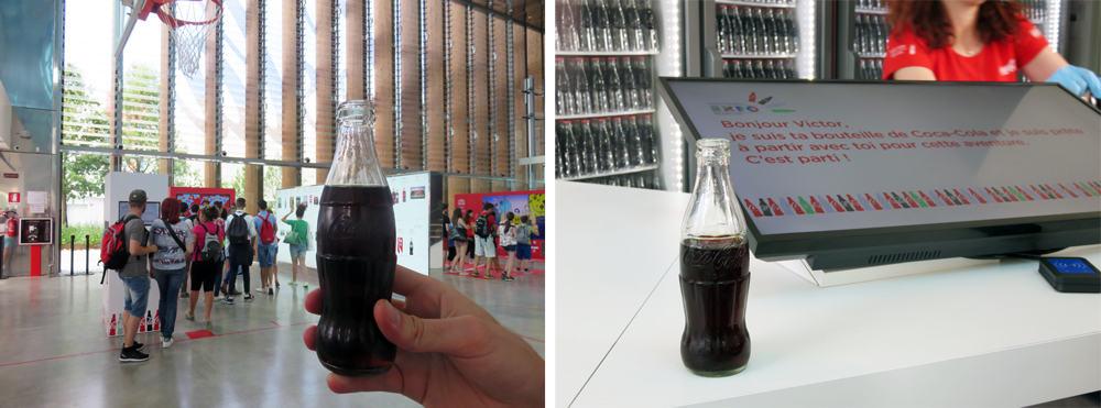 Expo Milano 2015, Pavillon Coca-Cola ©Etpourtantelletourne.fr