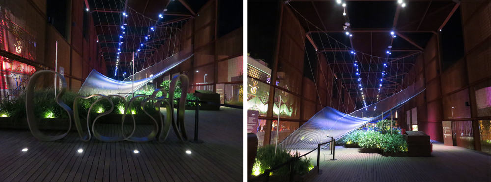Expo Milano 2015, Pavillon Brésil ©Etpourtantelletourne.fr