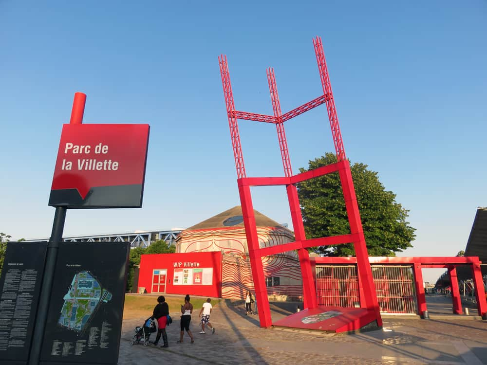 Parc de la Villette, Paris 2015 ©Etpourtantelletourne.fr