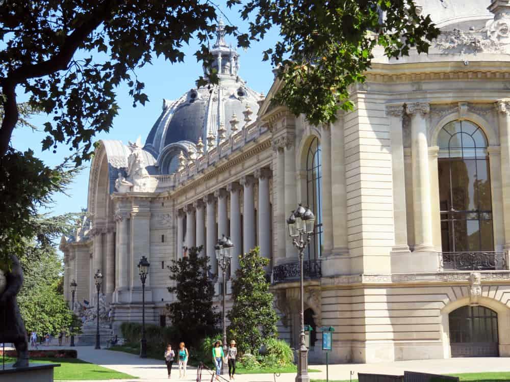 Petit Palais, Paris expositions universelles 2015 ©Etpourtantelletourne.fr
