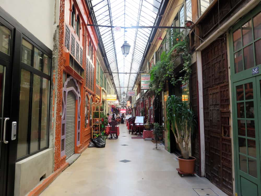 L'Inde à Paris, Passage Brady 2015 ©Etpourtantelletourne.fr