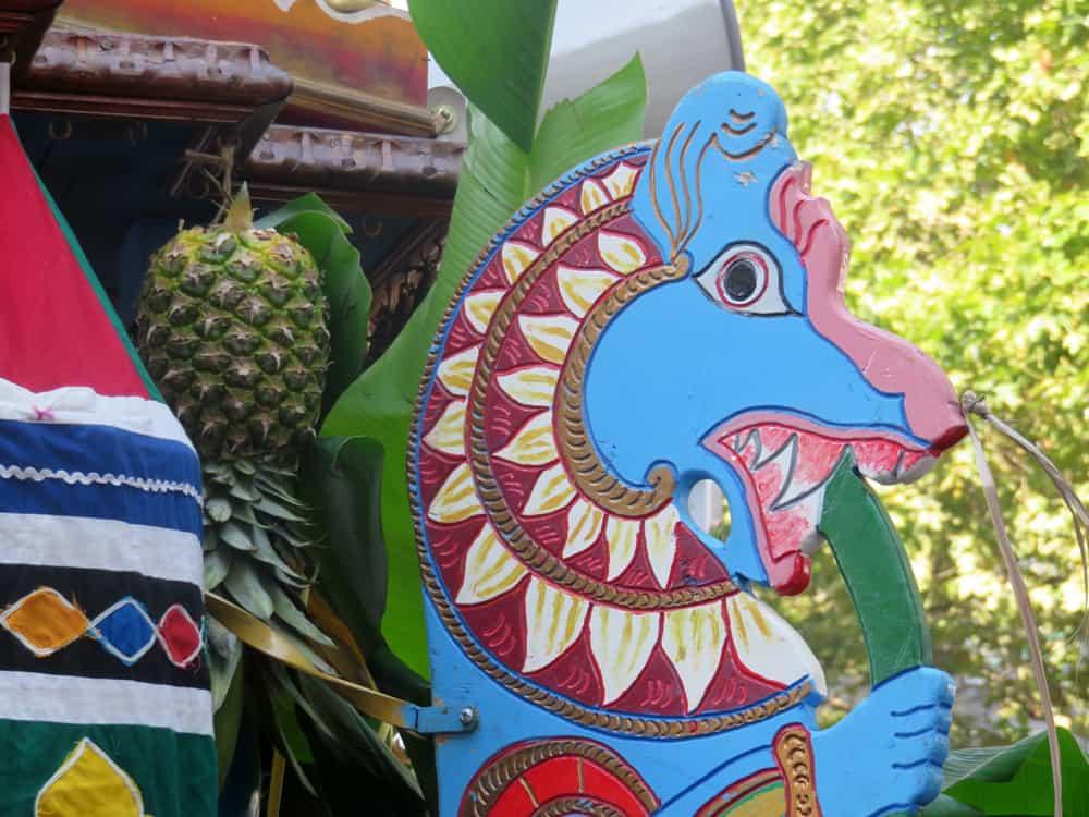 L'Inde à Paris, fête de Ganesh 2015 ©Etpourtantelletourne.fr