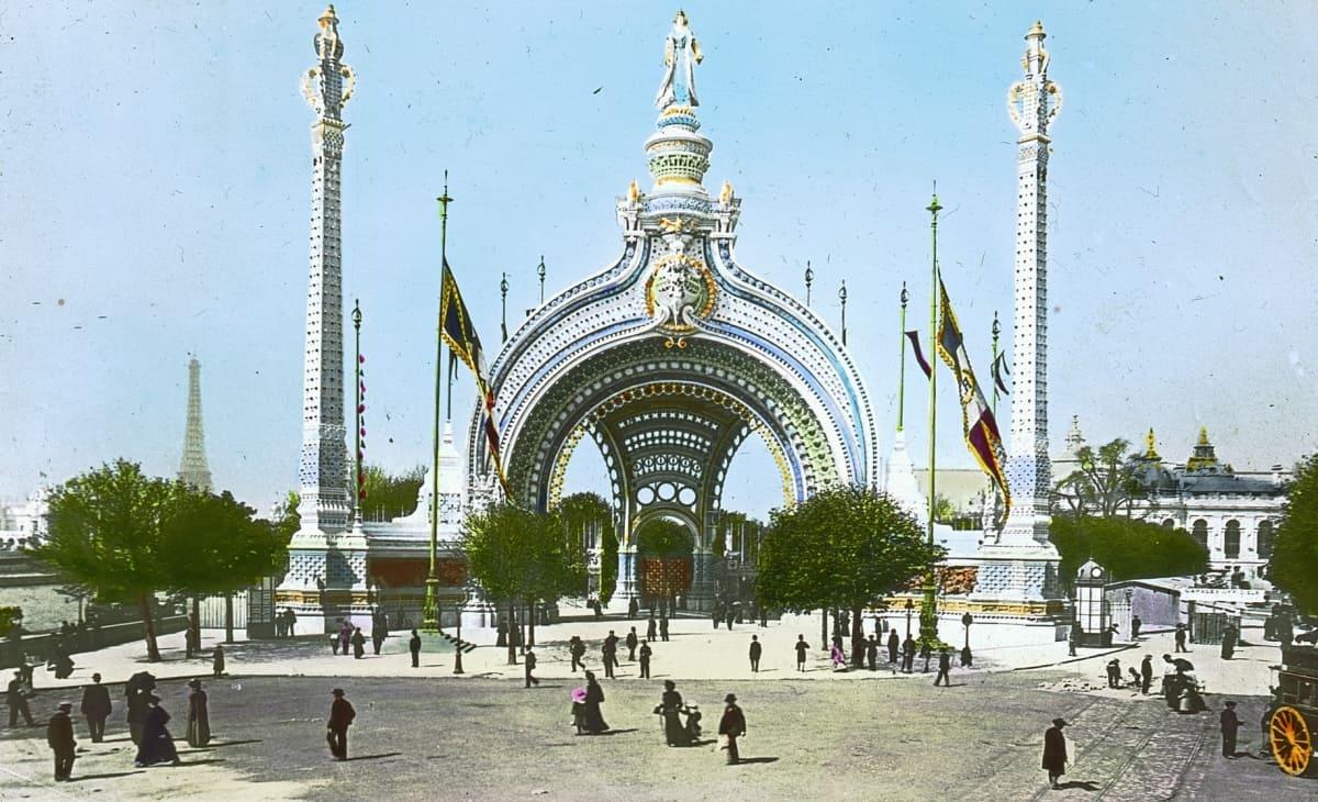 Paris au fil des expositions universelles et pourtant for Expo photo paris