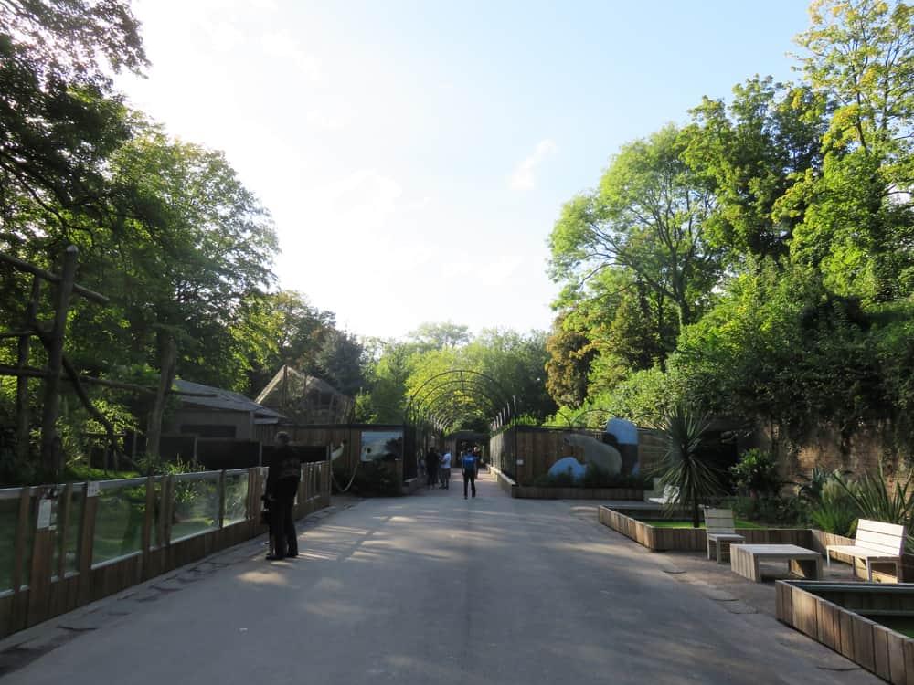 Lille, Zoo ©Etpourtantelletourne.fr