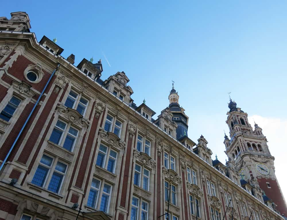 Lille, Chambre de Commerce ©Etpourtantelletourne.fr