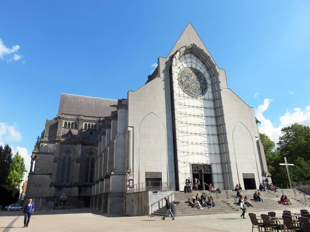 Vieux Lille, Cathédrale Notre dame de la Treille ©Etpourtantelletourne.fr