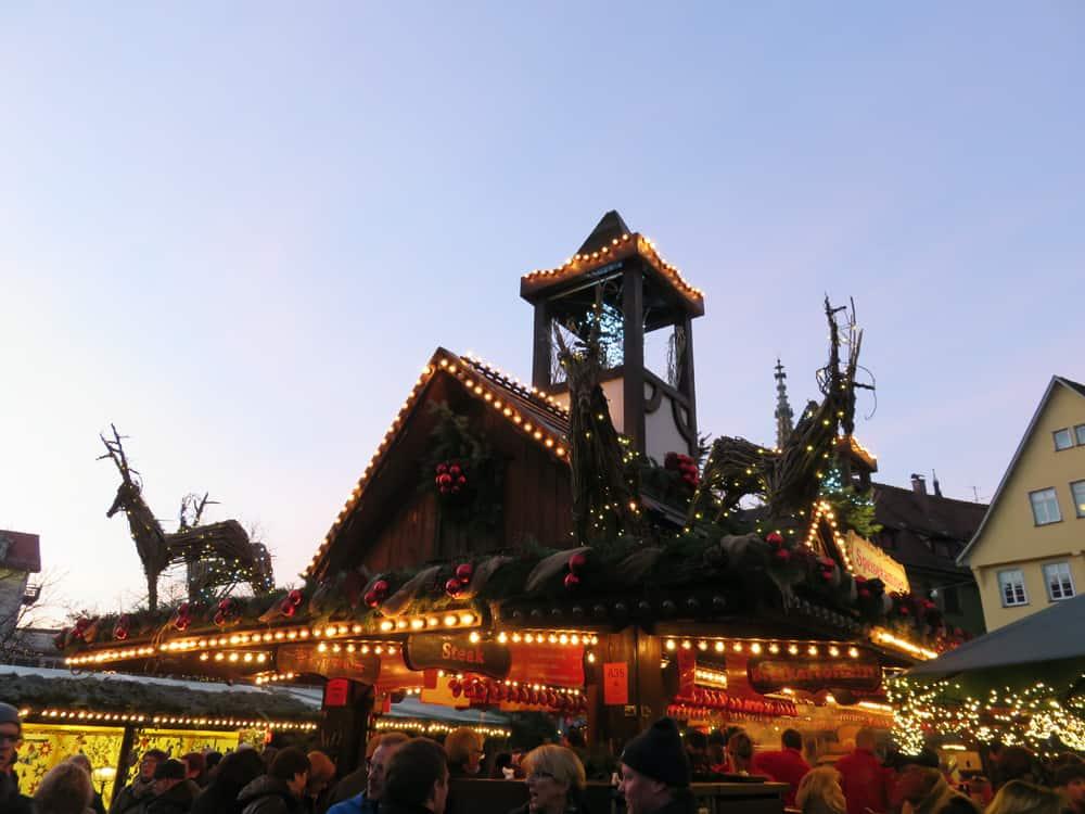 Marché de Noël 2015 à Esslingen ©Etpourtantelletourne.fr