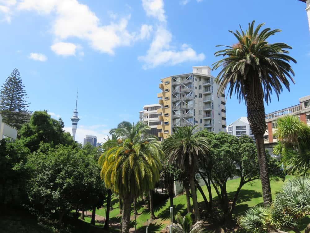 Auckland - Myers Park 2016 ©Etpourtantelletourne.fr