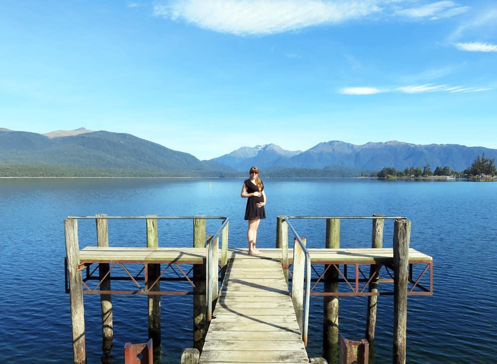 Voyager enceinte, c'est possible ? Photo Nouvelle-Zélande 2016 ©Etpourtantelletourne.fr