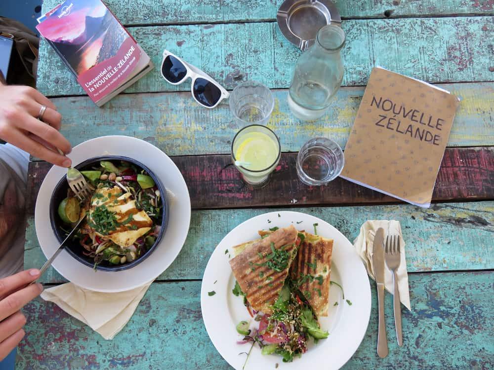 Auckland - Devonport où manger 2016 ©Etpourtantelletourne.fr