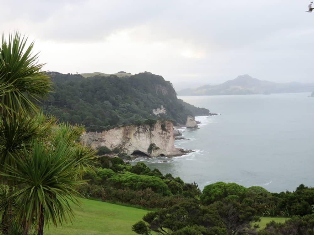Cathedrale Cove - Nouvelle-Zélande - Péninsule de Coromandel 2016 ©Etpourtantelletourne.fr