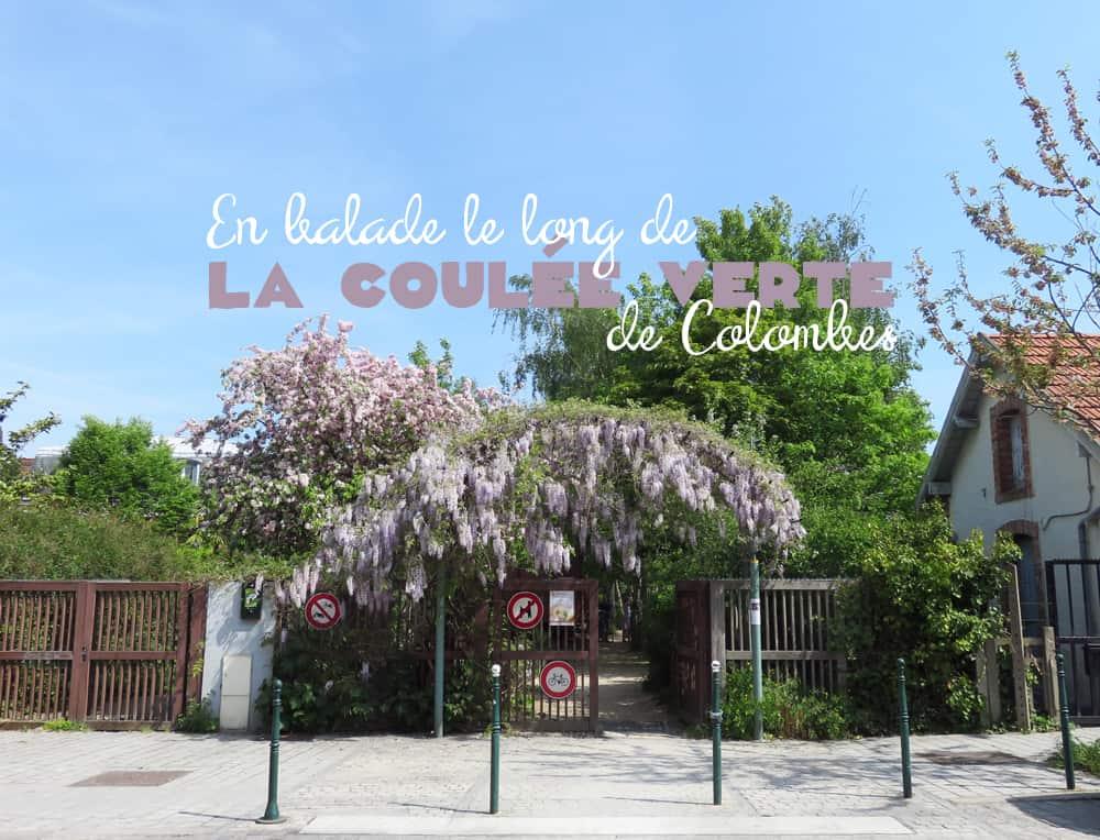Coulée Verte Colombes 2016 ©Etpourtantelletourne.fr
