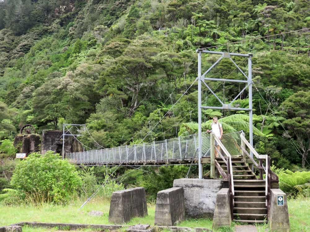 Gorge de Karangahake - Nouvelle-Zélande - Péninsule de Coromandel 2016 ©Etpourtantelletourne.fr