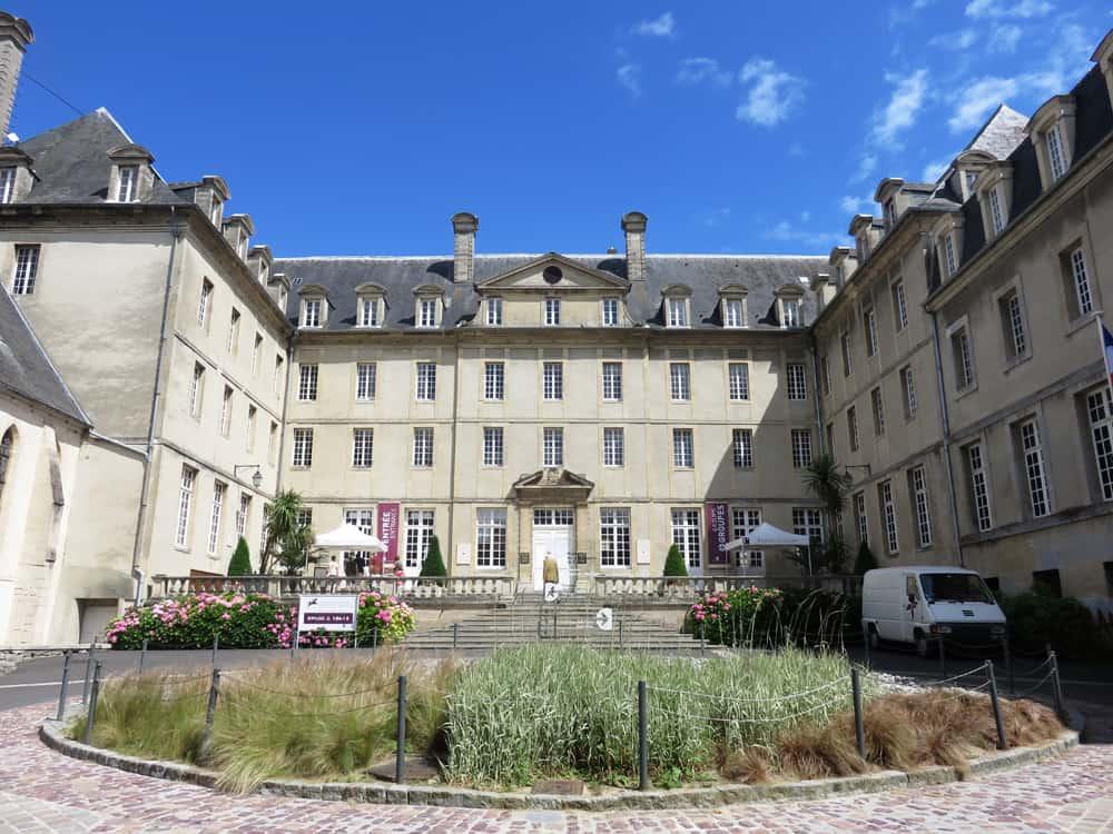 Bayeux Musée de la Tapisserie 2016 ©Etpourtantelletourne.fr